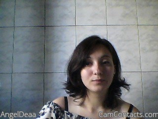 Start VIDEO CHAT with AngelDeaa