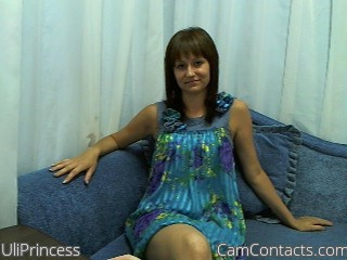 Start VIDEO CHAT with UliPrincess