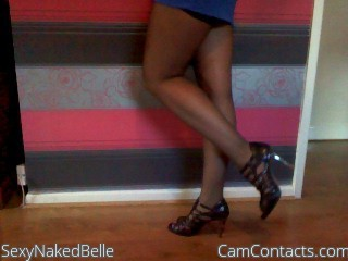 Start VIDEO CHAT with SexyNakedBelle