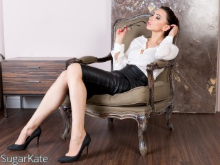 LIVE SEXCAM VIDEO CHAT mit SugarKate
