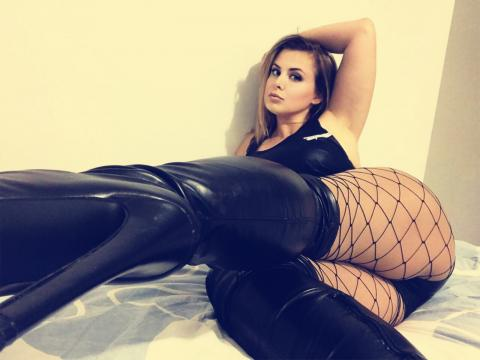 Webcam chat profile for GoddessElle: Leather
