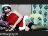 Live cam real time video chat with h09tladyboy69
