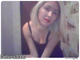 LIVE SEXCAM VIDEO CHAT mit Debora3000