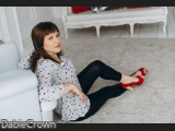 LIVE SEXCAM VIDEO CHAT mit DabieCrown
