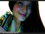 LIVE SEXCAM VIDEO CHAT mit FrancescaEvans