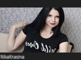 LIVE SEXCAM VIDEO CHAT mit NikaKrasina