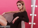 LIVE SEXCAM VIDEO CHAT mit Yanina002