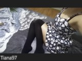 LIVE SEXCAM VIDEO CHAT mit Tiana97