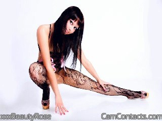 Webcam model xxxBeautyRose from CamContacts
