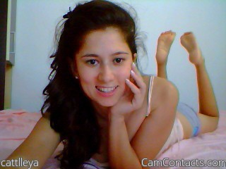Webcam model cattlleya from CamContacts