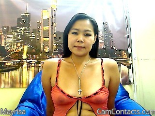 Webcam model Mayrisa from CamContacts