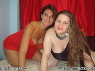 Webcam model fascinantesxx from CamContacts