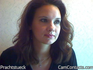Webcam model Prachtstueck from CamContacts