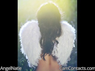 Start VIDEO CHAT with AngelNatie