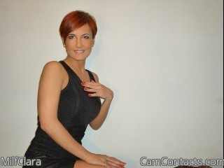 Webcam model MilfClara from CamContacts