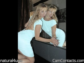 Webcam model natural4uuu from CamContacts