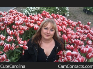 Start VIDEO CHAT with CuteCarolina