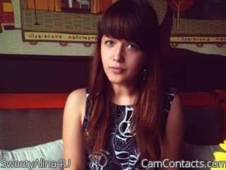 Start VIDEO CHAT with SweetyAlina4U