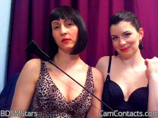 Webcam model BDSMStars from CamContacts