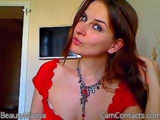 Webcam model BeautyMariya from CamContacts