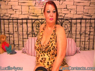 Webcam model Lucille4you from CamContacts