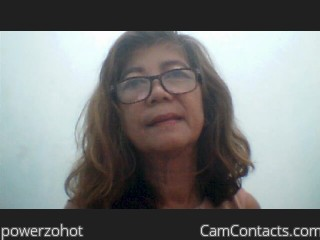 Start VIDEO CHAT with powerzohot