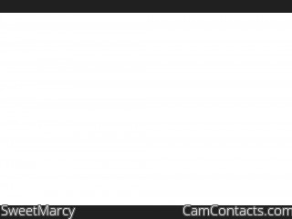 Webcam model SweetMarcy from CamContacts