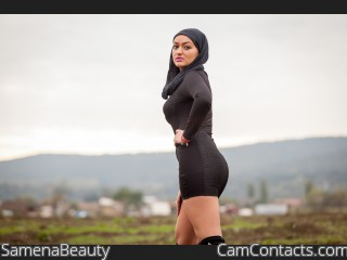 Start VIDEO CHAT with SamenaBeauty