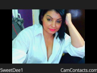 Start VIDEO CHAT with SweetDee1