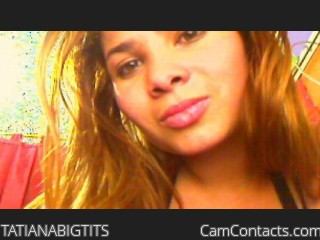 Start VIDEO CHAT with TATIANABIGTITS