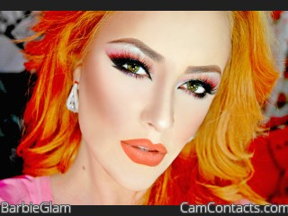 Webcam model BarbieGlam from CamContacts