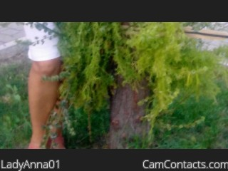 Start VIDEO CHAT with LadyAnna01