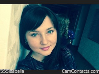 Start VIDEO CHAT with 555Isabella