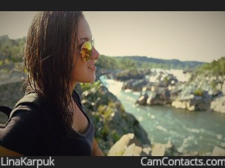 Webcam model LinaKarpuk from CamContacts