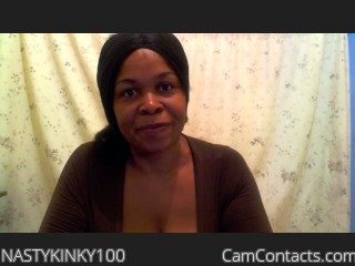Start VIDEO CHAT with NASTYKINKY100