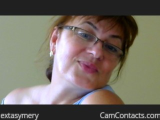 Webcam model extasymery from CamContacts