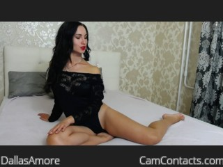 Start VIDEO CHAT with DallasAmore