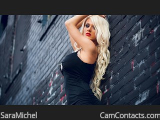 Start VIDEO CHAT with SaraMichel