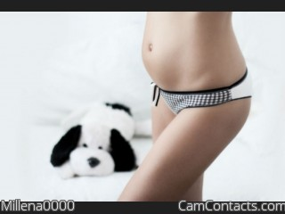 Webcam model Millena0000 from CamContacts