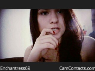 Start VIDEO CHAT with Enchantress69