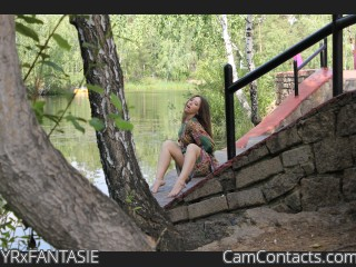 Webcam model YRxFANTASIE from CamContacts