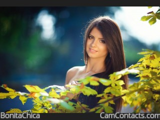 Start VIDEO CHAT with BonitaChica