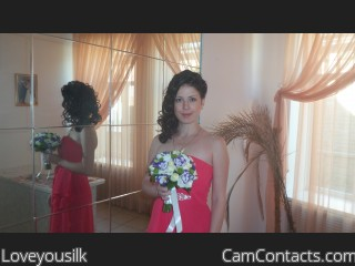 Start VIDEO CHAT with Loveyousilk