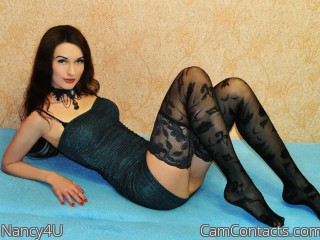 Start VIDEO CHAT with Nancy4U