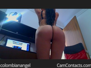 Start VIDEO CHAT with colombianangel
