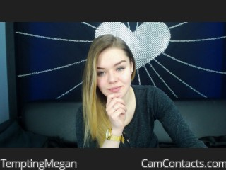 Start VIDEO CHAT with TemptingMegan