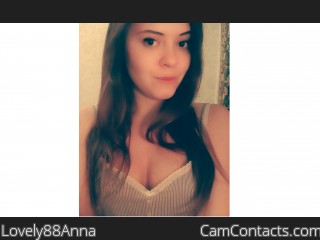 Start VIDEO CHAT with Lovely88Anna