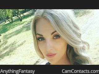 Start VIDEO CHAT with AnythingFantasy