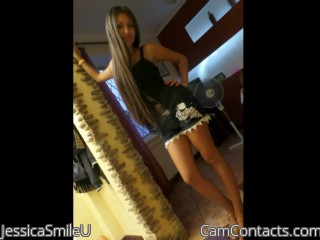 Start VIDEO CHAT with JessicaSmileU