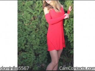 Start VIDEO CHAT with dominika5567
